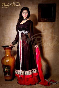 Gorgeous black n red!