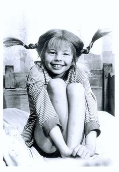 Pippi Longstocking- she's my favorite Pippi Longstocking, Cute Young Girl, Child Actors, Body Poses, Cool Words, Childhood Memories, Inspirational Quotes, Motivation, Funny