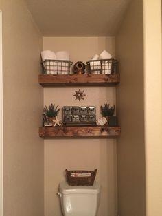 9 best shelves over toilet images bathroom furniture home decor rh pinterest com