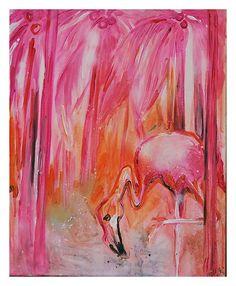 TereziaR / Flamingo bird