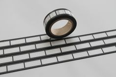 Washi Tape schwarz/weiss Filmrolle Hollywood,1.95€
