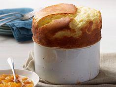 Honey-Orange Souffle recipe from Food Network Kitchen via Food Network