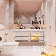 Notes from the Weekend & a Few Lovely Links dream house luxury home house rooms bedroom furniture home bathroom home modern homes interior penthouse Bad Inspiration, Bathroom Inspiration, Modern Bathroom, Small Bathroom, Gothic Bathroom, Bathroom Ideas, Bathroom Sinks, Master Bathroom, Bathroom Storage