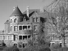 Tippecanoe mansion in South Bend, Indiana.  Can you say PROM?! Probably the most popular fancy place to eat, for that special night.