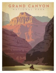 Grand Canyon National Park Prints by Anderson Design Group at AllPosters.com      this summer...jb