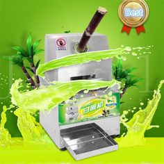 1089.00$  Watch here  - Free ship 300kg/h stainless steel verticle sugarcane juice squeezer sugar cane juicer Press Machine electric sugarcane machine