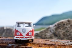 VW by mountains and by sea
