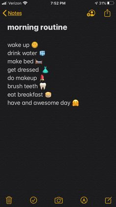 School Routine For Teens, Morning Routine School, School Routines, I Need To Know, Love You, High School Hacks, Glow Up Tips, Summer Glow, Self Care Routine