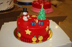 Christmas for kids table