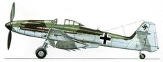 """Projects Aircraft to equip the Carrier Graf Zeppelin.""""ME 155"""" abandoned for """"BLOHM and VOSS BV 155 V2"""" not finished."""
