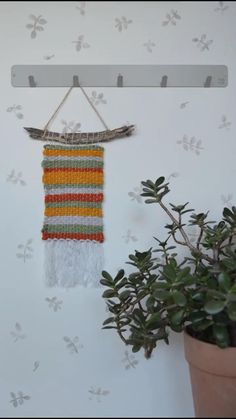Create a beautiful tapestry with this easy tutorial.