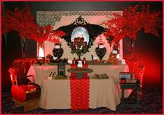 moroccan themed dessert table - Google Search