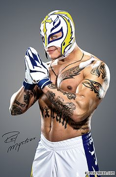 Rey Mysterio WWECreate.com