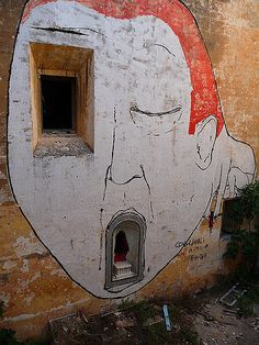 BLU CLOSE | by urban painting