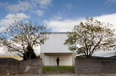 sta columbina chapel by luis ferreira rodrigues. PORTUGAL.