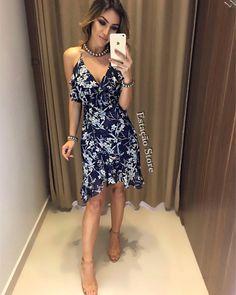 Novidades Primavera/Verão 2018 ❤️ Vestido Débora