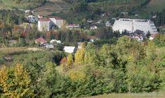 Sangeorz resort Tourist Places, Real Estate Investor, Romania, Dolores Park, Exotic, Amazing, Travel, Beautiful, Ants