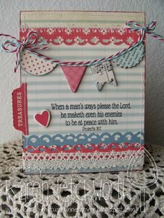 Created by Karen L for the Card Drive for Maddy at Simon Says Stamp. June 2013