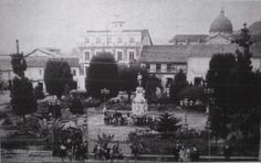 1900, Plaza de Bolívar - Bogotá, Colombia