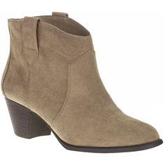 Faded Glory Women's OPP Western Boot: Shoes : Walmart.com