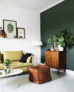 Een bohemian interieur is hip deze herfst! Ga voor meer inspiratie naar Woonblog!