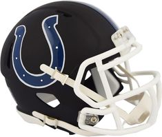 Football Helmets For Sale, Indianapolis Colts, Nfl, Mini, Ebay, Shopping, Black, Black People, Nfl Football