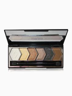 Sivanna 6 Colors Glossy Eyeshadow Palette 02 - Choies.com