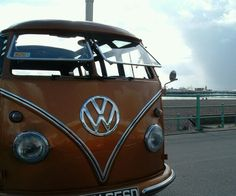 Lovely camper van
