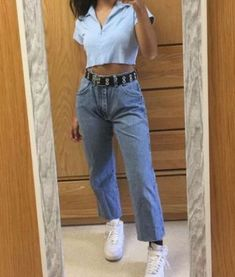 52 Ideas Fashion Style Summer Outfits folgen mir 52 Ideen Fashion Style Sommer Outfits Folgen Sie mir Source by Fashion outfits Mode Outfits, Retro Outfits, Trendy Outfits, 80s Style Outfits, 90s Style, Disney Outfits, Grunge Outfits, Böhmisches Outfit, Hijab Outfit