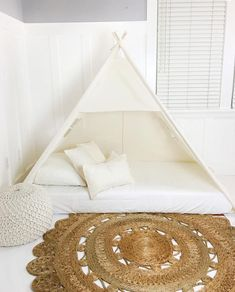 We have standard size single/twin ready to ship! This listing will ship within 1 business day. ***As seen in Mother & Baby and Todays Parent Magazine*** Gorgeous, handmade play tents - Entrepreneur Magazine Say hello to the Play Tent Canopy Bed! Its a play tent shaped bed canopy