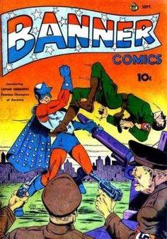 Banner Comics (Volume) - Comic Vine