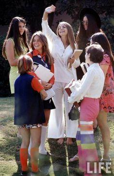 "ARTHUR SCHATZ-""High School Fashions, 1969, LIFE magazine""  The Hype BR"