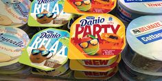 Danio - Consumer World: Our modern lifestyles increasingly encourage a snacking food culture, but people are conflicted about this and can't decide between solutions that are 'responsible but boring' or 'naughty but nice'. Our target group wants to break this cycle and 'Just Eat It!' Brand World: Danio is a unique product that combines creamy fromage...