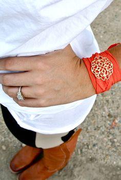 Bip and Bop bracelet