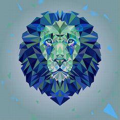 Origami The Lion By Andrew Hidalgo Cerna