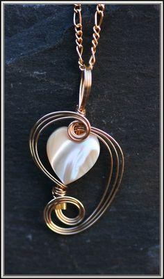Petite Pendants+Earrings | jewelrylessons.com  Inspiration. No tutorial.