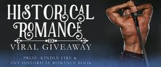 Win a #Kindle Fire and ANY #HistoricalRomance Book You Want in this #Giveaway #amreading http://beccahamiltonbooks.com/giveaways/win-a-kindle-fire-and-any-historicalromance-book-you-want-in-this-giveaway-amreading/?lucky=515016 via