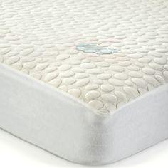 Greenzone Pebbletex Organic Cotton Waterproof Mattress Protector - Queen