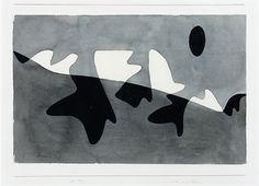 Paul Klee, Unten und oben ,Above and Below -1932 on ArtStack #paul-klee #art