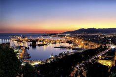 Málaga Capital de la Costa del Sol