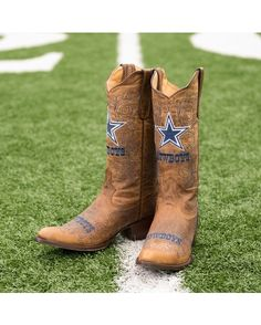 Dallas Cowboys Boots on Pinterest | Nfl Dallas Cowboys, Dallas ...