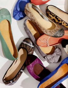 ♥ Wear Bold, Colorful, Funky Patterns on your Feet to Spice up Outfits!  ♥