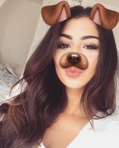 25 Best Snapchat Filters On Fleek Images Hair Makeup Makeup