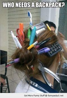 funny schools stuff | Funny Hair Jokes