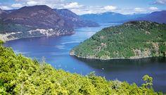 Qhotel Chile, entre lagos y glaciares