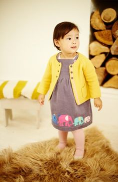 Cute little yellow cardigan http://rstyle.me/n/nqtpznyg6