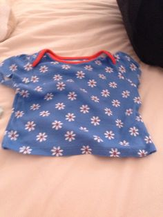 Ladybird top perfect for summer