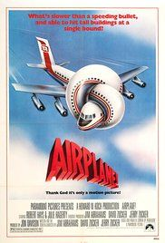 Airplane! (1980) A man afraid to fly must ensure that a plane lands safely after the pilots become sick.