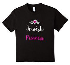 Jewish Shirt, Jewish Princess, Jewish Gifts For Women #jew #jewish #judaism #jap