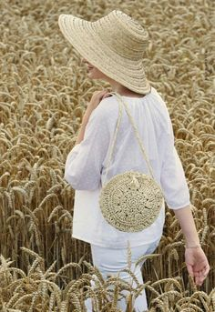 Fields Of Gold, Last Day Of Summer, Wheat Fields, Indian Summer, Saddle Bags, Straw Bag, Whisper, Country, Hats